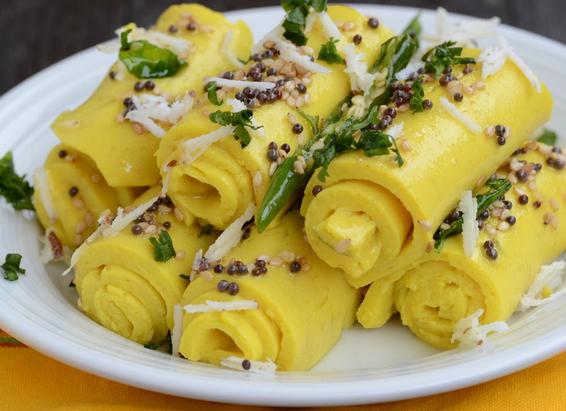 Gujarati Diet Food
