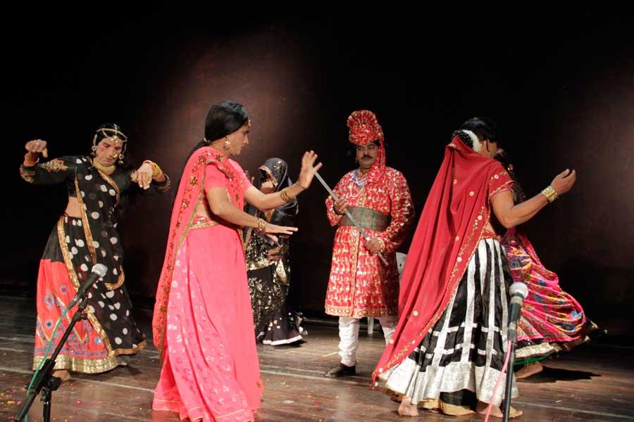 Bhavai Folk Drama - inGujarat.in
