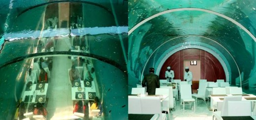 The Real Posiedon Underwater Restaurant Ahmedabad